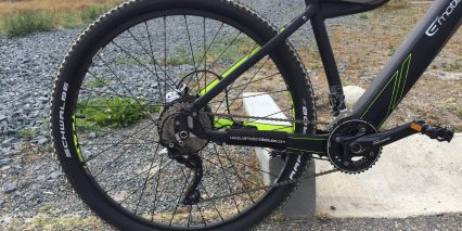 Easy Motion Evo Snow 29 Pro 20 Speed Drivetrain