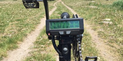 Outrider Nomad 300 Series Cycle Analyst V3 Display Computer