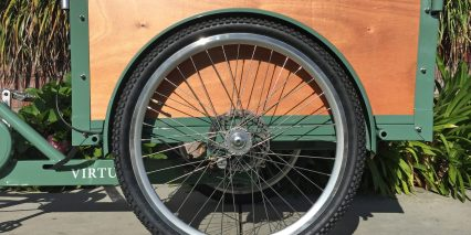 Virtue Cycles Schoolbus Plus 24 Inch Kenda Tires