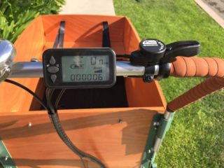 Virtue Cycles Schoolbus Plus Fixed Lcd Display