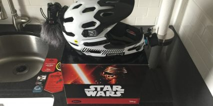 Bell Super 2r Helmet Star Wars Storm Trooper Edition