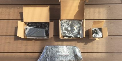 Dillenger Street Legal Ebike Kit Battery Cables In Boxes