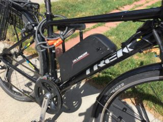 Dillenger Street Legal Ebike Kit Downtube Battery Pack 36 Volts