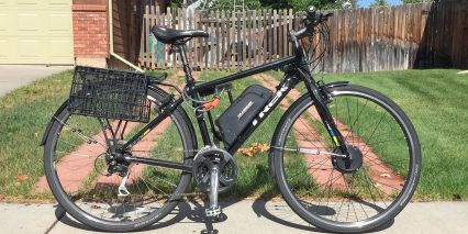 Dillenger Street Legal Electric Bike Kit