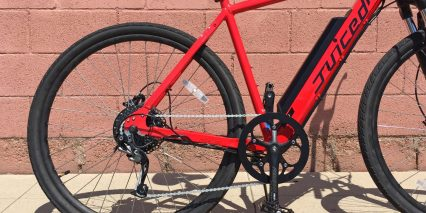 Juiced Bikes Crosscurrent 9 Speed Shimano Alivio