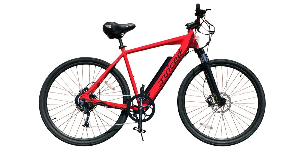 Juiced Bikes Crosscurrent Electric Bike Review