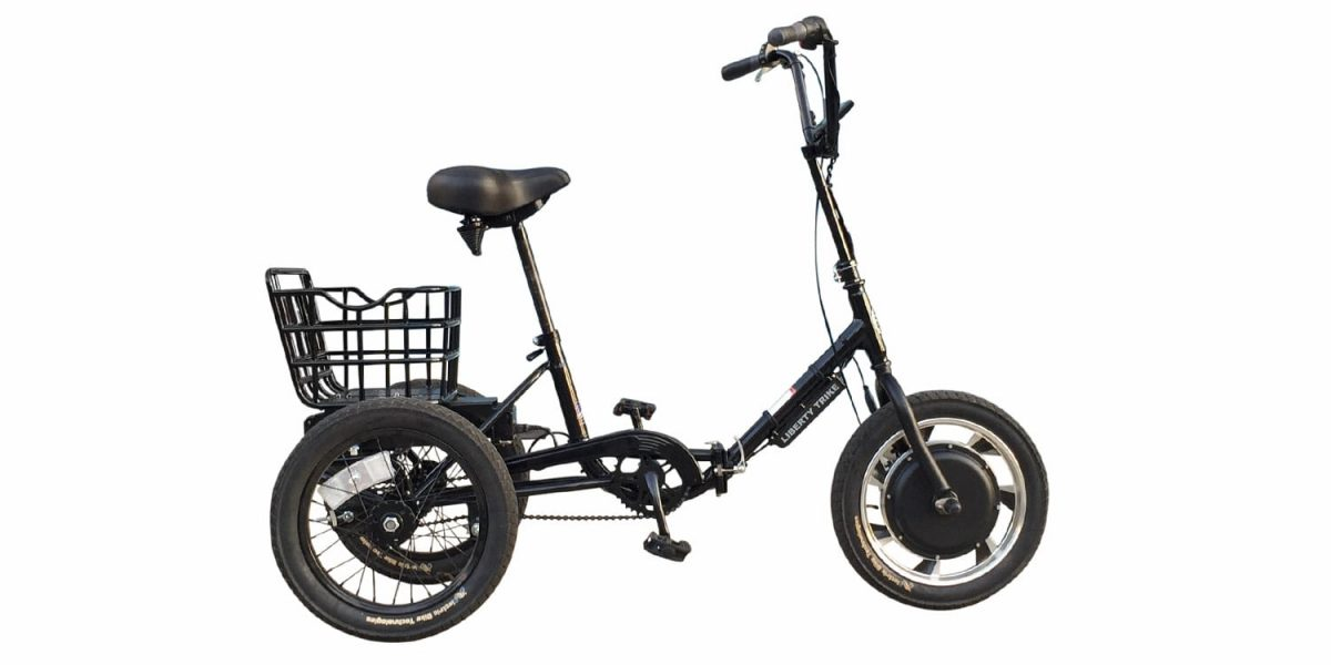 Liberty Trike Electric Tricycle Review