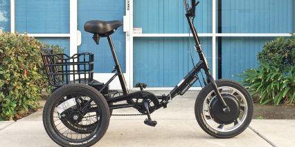 Liberty Trike Electric Tricycle Worksman