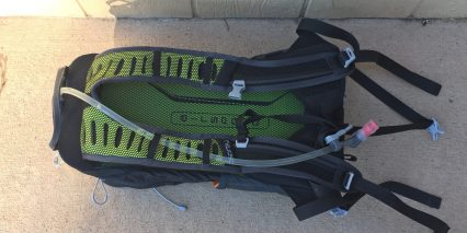 Osprey Syncro 10 Hydration Pack Airspeed Suspension Lightwire Frame