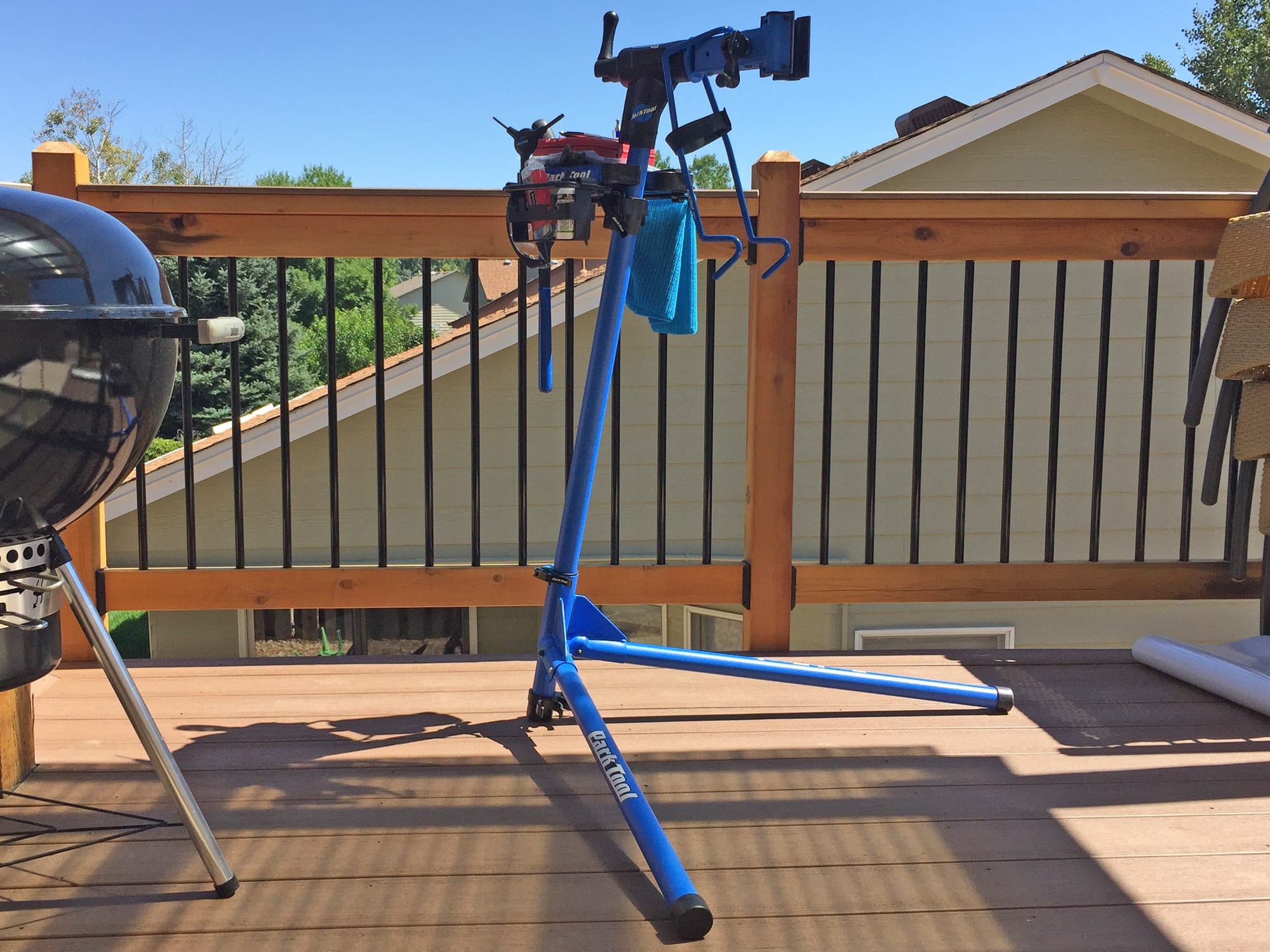 Park Tool Home Mechanic Repair Stand Review Prices Specs
