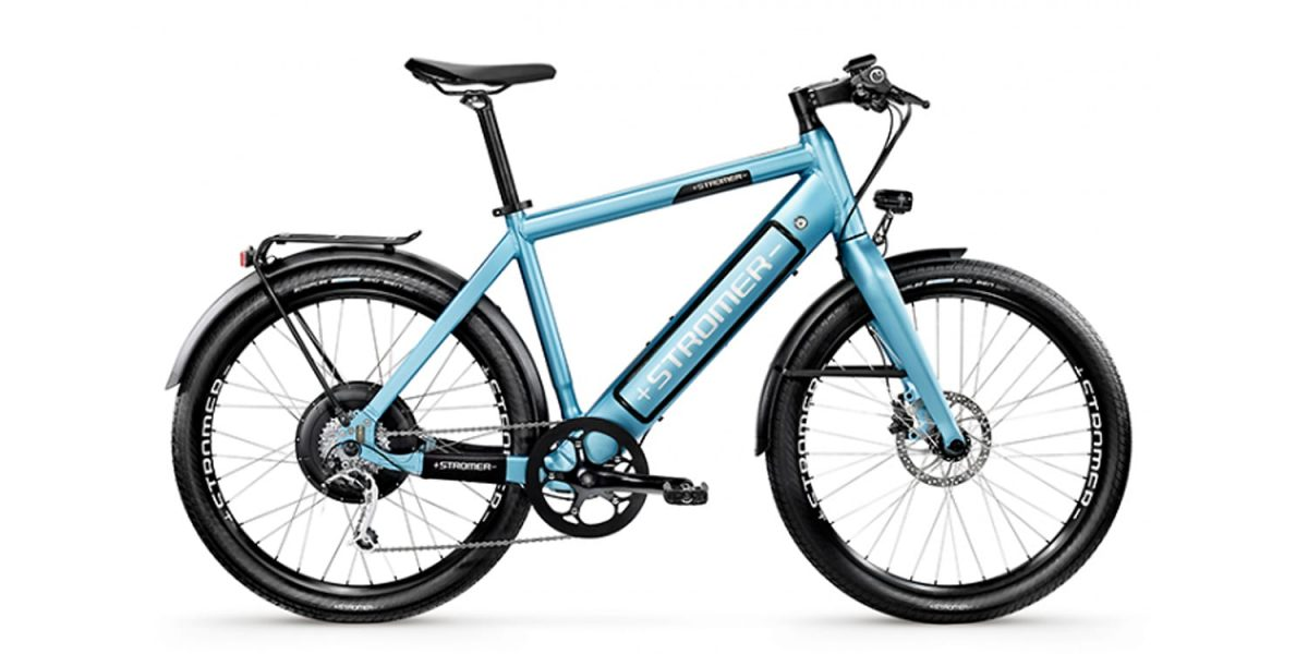 Stromer St1 Limited Edition Electric Bike Review