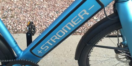 Stromer St1 Limited Edition Integrated Lithium Ion Battery Pack Door