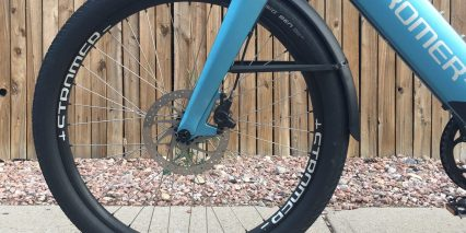 Stromer St1 Limited Edition Schwalbe Big Ben Tires Performance Greenguard