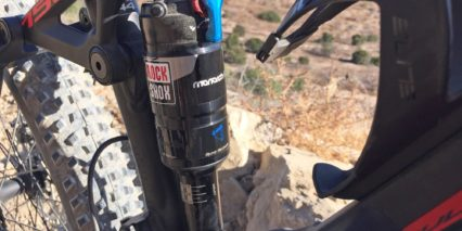 Bulls E Stream Evo Fs 3 27 5 Plus Rockshox Monarch Rear Shock