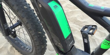 Bulls Monster E S Bosch Powerpack 400 Removable Battery
