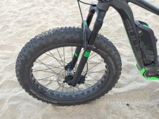 Bulls Monster E S Rock Shox Bluto Rl Solo Fat Tire Suspension Fork