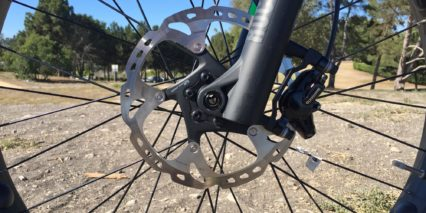 Bulls Monster E S Shimano Ice Technologies Disc Brake Rotors