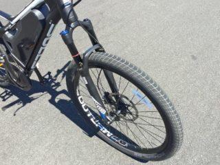Bulls Outlaw E45 Rock Shox Revelation Rl Solo Air Fork