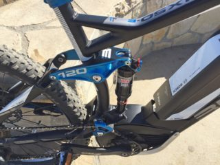 Bulls Six50 E Fs 3 Rsi Rockshox Monarch Rt 120 Mm Rear Suspension