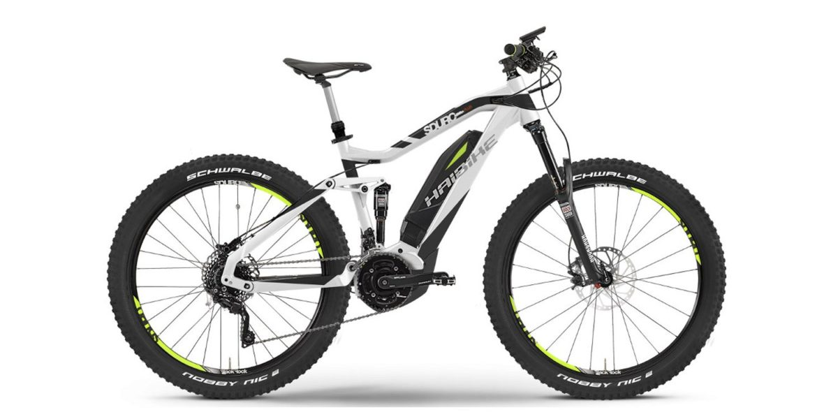 Haibike Sduro Allmtn Plus Electric Bike Review