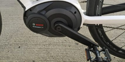 Haibike Xduro Urban S Rx Bosch Performance Speed Motor