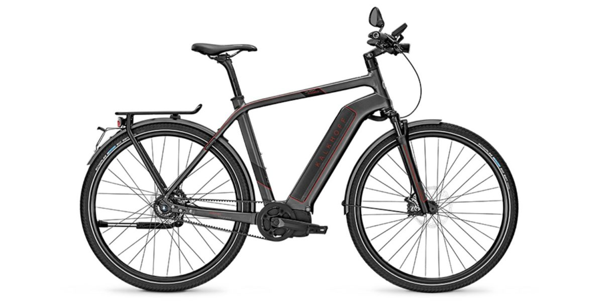 Kalkhoff Integrale S11 Electric Bike Review