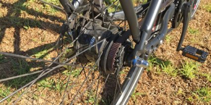 Kalkhoff Integrale S11 Shimano Nexus Internally Geared Hub