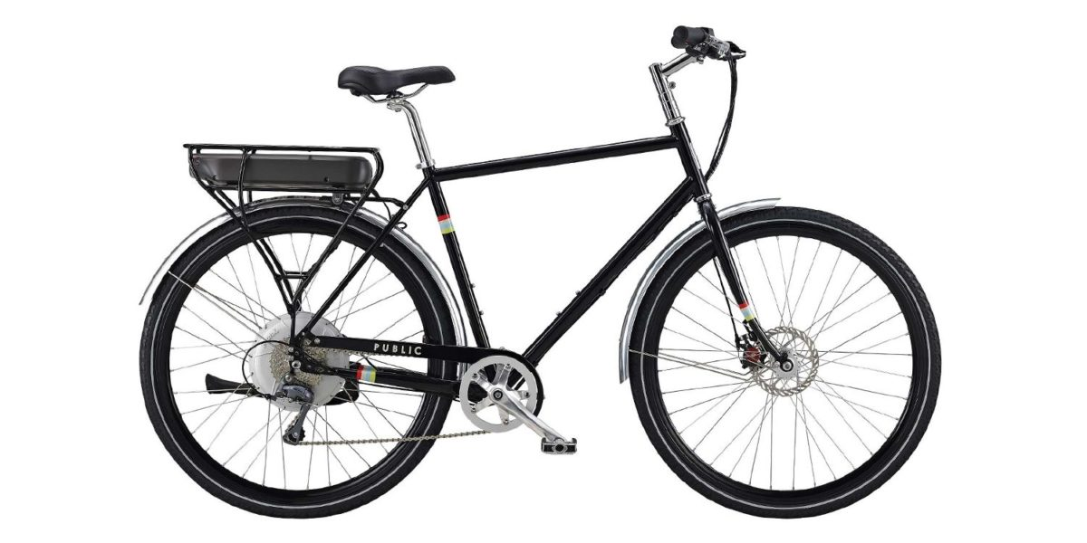 Public D8 Electric Bike Review