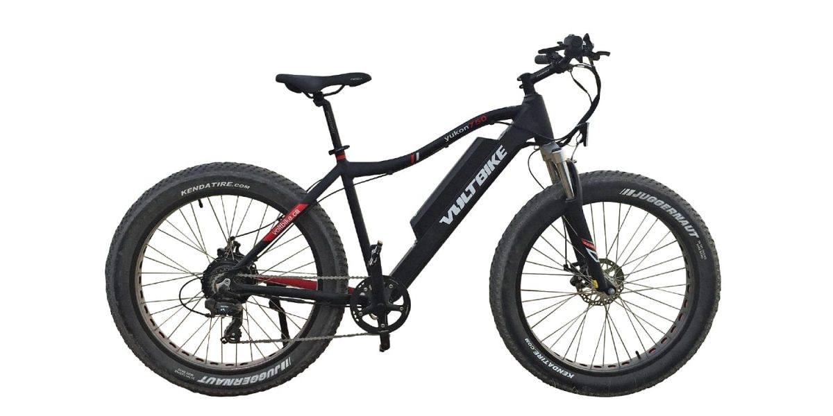 Voltbike Yukon 750 Electric Bike Review