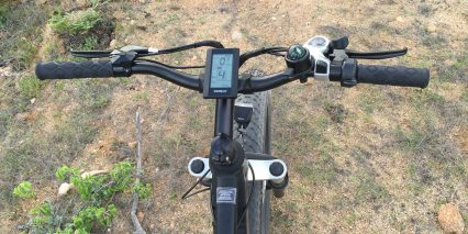 Voltbike Yukon 750 Lcd Display Trigger Throttle