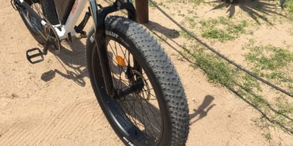 2016 Rad Power Bikes Radrover Top Gun Suspension Fat Bike