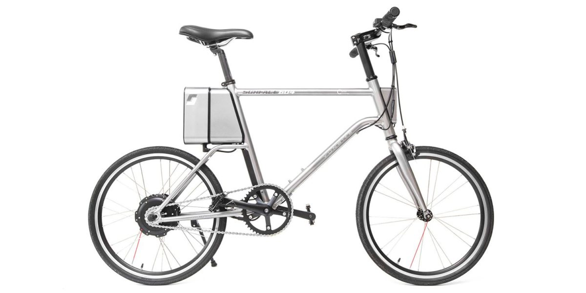 Surface 604 Yunbike C1 Electric Bike Review