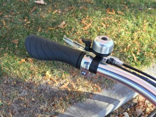 Surface 604 Yunbike C1 Ergonomic Grips And Bell