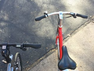Surface 604 Yunbike C1 Velo Comfort Ergonomic Saddle Curved Bar