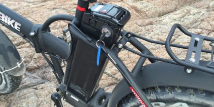 Voltbike Mariner 48 Volt Sanyo Removable Battery Pack