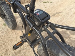2017 Rad Power Bikes Radmini Slide In 48 Volt Battery Pack