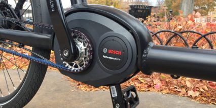 Butchers Bicycles Mk1 E Bosch Performance Line Geared Mid Motor Gates Carbon Belt Drive