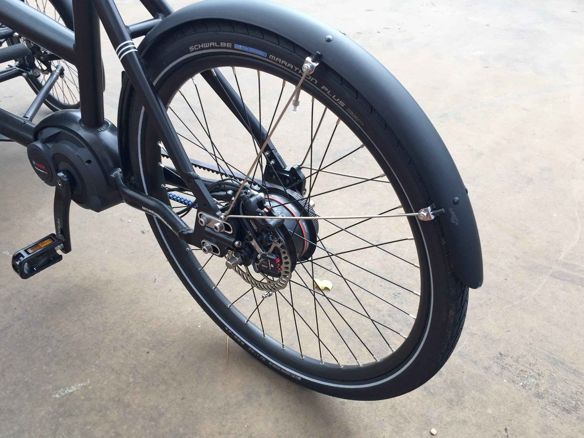 Butchers Bicycles Mk1 E Review Prices Specs Videos Photos