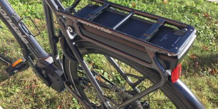 Cannondale Mavaro Performance Bosch Rear Rack Mounted Powerpack 400