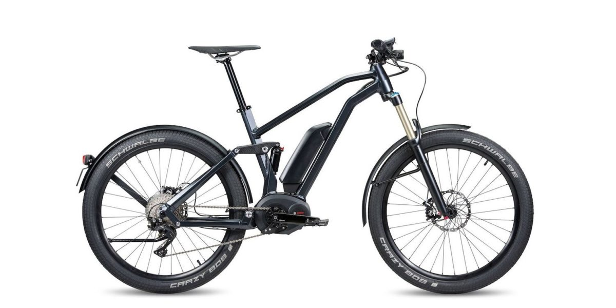 Moustache Starckbike Asphault Electric Bike Review