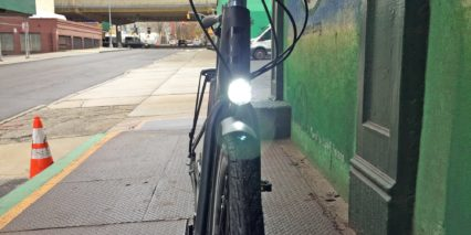 Scott E Sub Evo Integrated Eyc Busch Muller Headlight