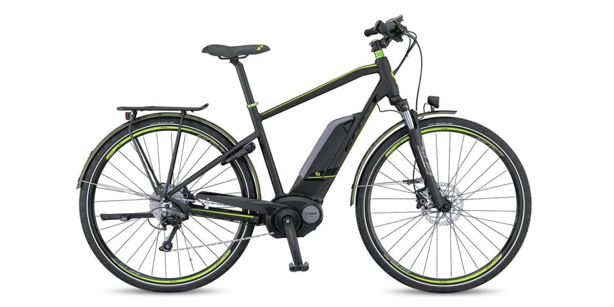 Scott E Sub Tour Electric Bike Review