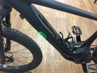 Specialized Turbo Levo Hardtail Comp 6fattie 36 Volt Downtube Battery Led Display