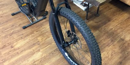 Specialized Turbo Levo Hardtail Comp 6fattie Rockshox Reba Rl Suspension Fork