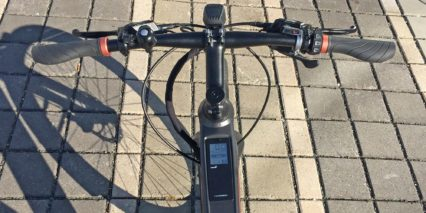 Stromer St1 X Integrated Lcd Touch Screen Display