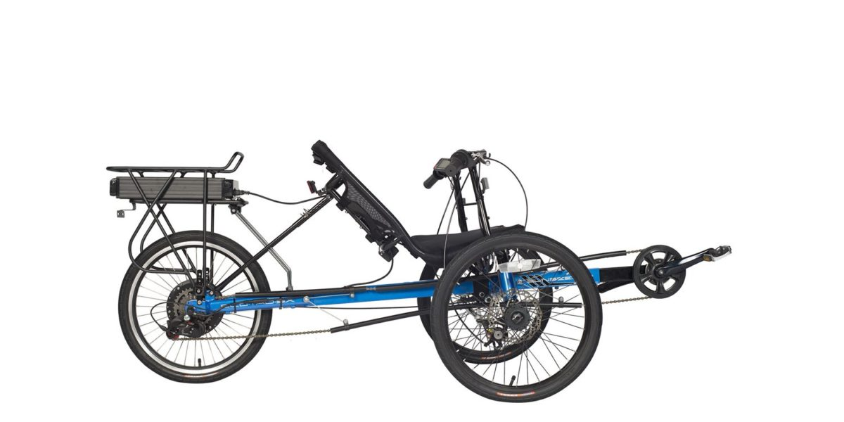 Sun Seeker Eco Tad Electric Trike Review