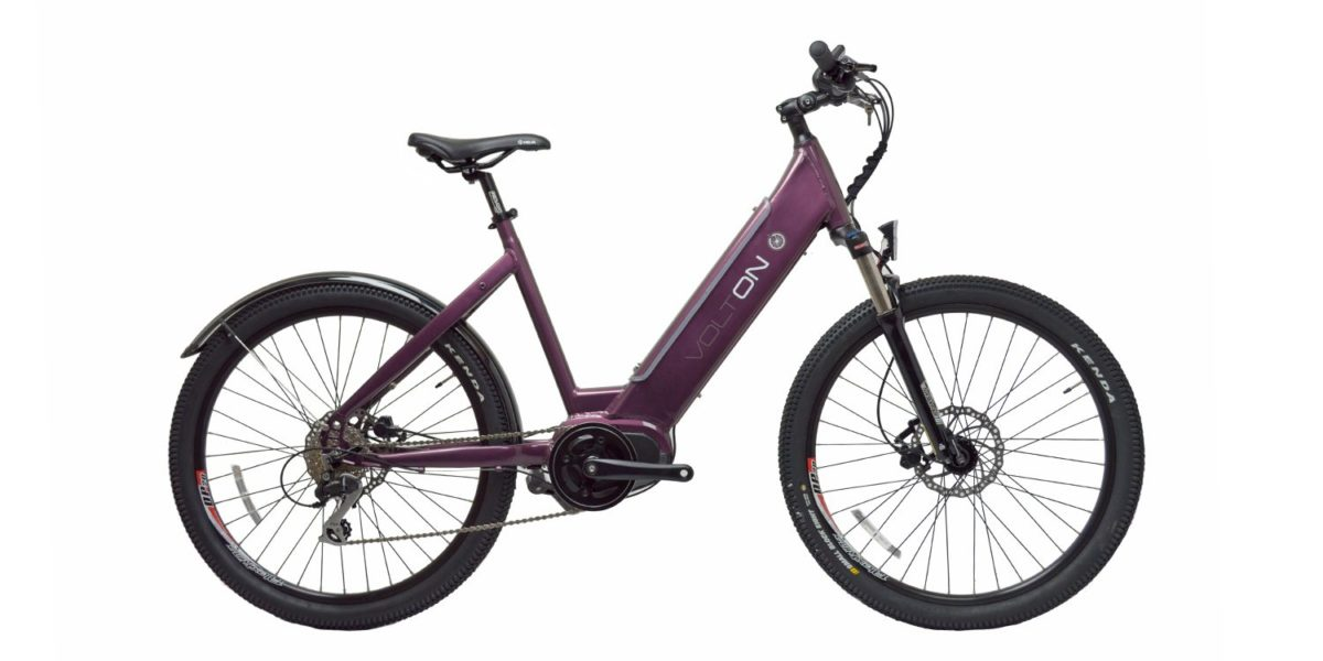 Volton Alation Mid Drive 48v Electric Bike Review