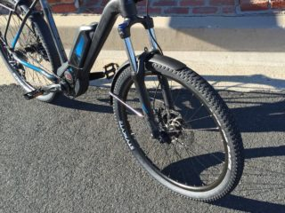Bulls Six50 E2 Street Sr Suntour Xcn Suspension Fork With Qr