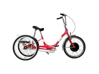 Sun 24 Traditional Electric Tricycle Review