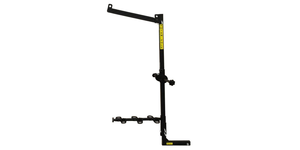 Upright Designs Totem Pole Tp6 Bike Rack Review